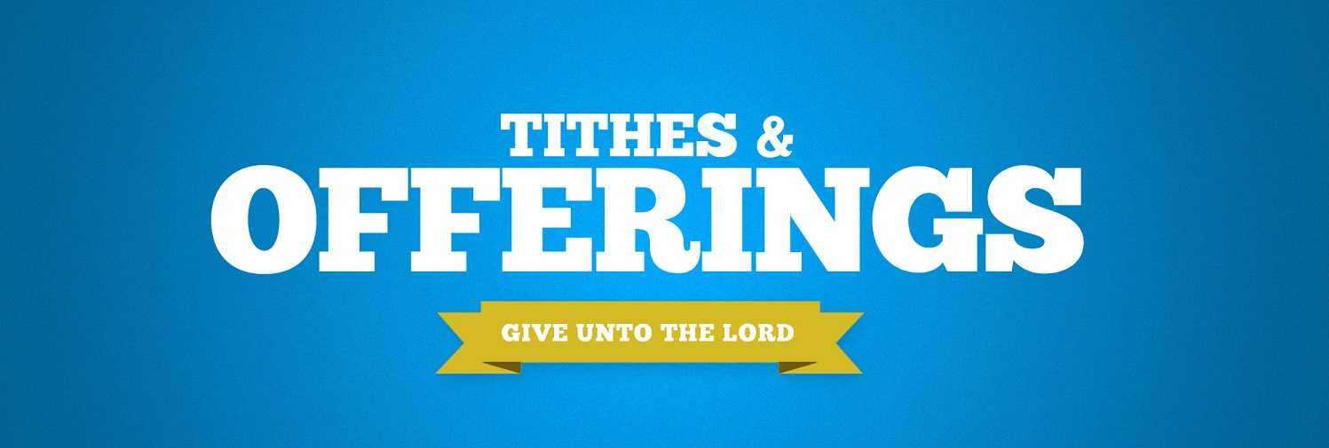 RACAi Tithes and Offerings